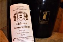 AOP Gaillac Rouge 2018 - Château Bouscaillous -