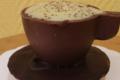 Boulangerie Vadot. Tasse au chocolat