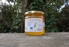 Miel d'Acacia et Fleurs