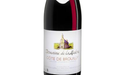 Côte de Brouilly Domaine de la Madone