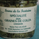 Huilerie Laluque. Tartinade au Cresson de Méréville et graines