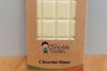 Les bonbons de Julien. Chocolat blanc en tablette