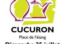 Marché Potier de Cucuron