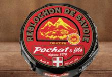 Pochat & Fils. Reblochon de Savoie AOP