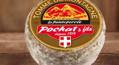 Pochat & Fils. Tomme de montagne