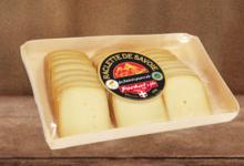 Pochat & Fils. Raclette de Savoie IGP tranchée