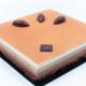Pâtisserie Chocolaterie Germain. 3 chocolats