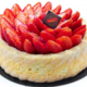 Pâtisserie Chocolaterie Germain. Charlotte aux fraises