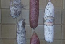 Boucherie Charcuterie Dupaquier. Saucisson