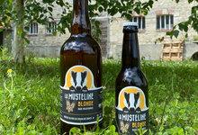 Bière artisanale La Musteline Blonde
