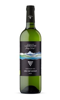 Vin blanc sec Jurançon - Lou cep ocean 2020