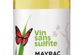 Vin Sans Sulfite Blanc 2020