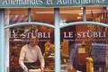 salon de thé restaurant Stübli