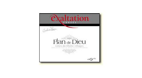 Exaltation Plan de Dieu
