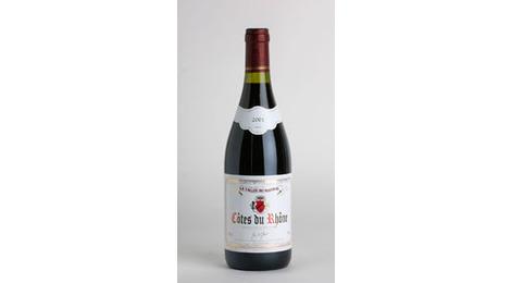 Côtes du Rhône AOC rouge 2007