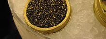Caviar pur gold 24 carats de Bellorr